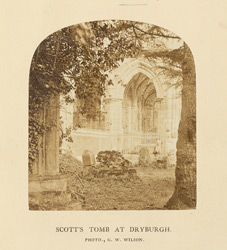 Scott's Tomb at Dryburgh